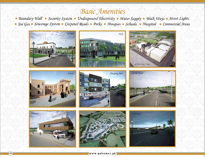 HILL VIEW SCHEME TAXILA
